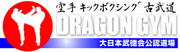 DRAGONGYM 日本空手古武道龍真会総本部