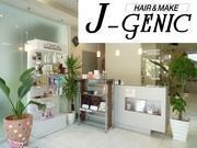 熊谷の美容室と言えば J−GENIC!