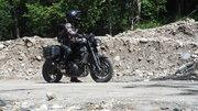 XSR900 Touring Report