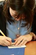 切り絵作家、京子のブログ