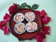 飾り巻き寿司のりのり