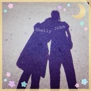 ShellyとJohnと、時々ハム子。