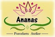加古川 加古郡 明石 ポーセラーツアトリエ Ananas
