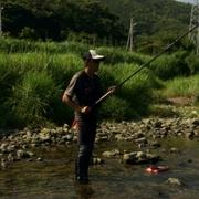 仁科川鮎釣り奮闘記