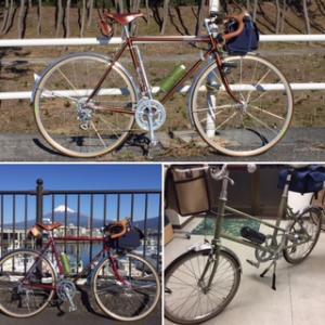 60歳からの自転車生活とチョッとバドミントン