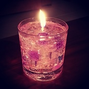 candle 1/f