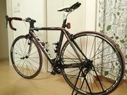 明日、自転車ときどきキャンプ