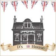 イギリス生活雑貨専門店 D's House Blog