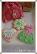 大人可愛い女性になれるアイシングクッキー&デコカップケーキ教室~Lepre(ルプレ)~