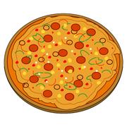 生涯一ピザ職人