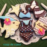 名古屋アイシングクッキー教室Salon coup de coeur