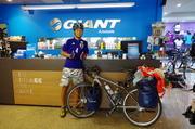 オーストラリア5500キロ自転車横断の旅