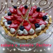sakura's sweets factory