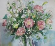 アトリエゆり花  色彩の透明水彩