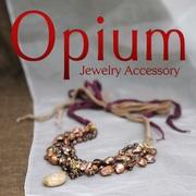 OPIUM Jewelry Accessory 活動ノート