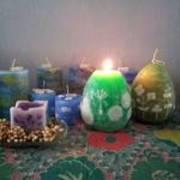Blue Candle キャンドル日記