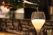 大阪梅田美味しいイタリアスパークリングワインバー