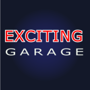 EXCITING GARAGE