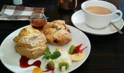 おうちで・・・紅茶とお菓子のおいしい時間