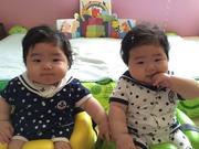 双子ちゃんの妊婦&育児生活