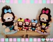 よしちゃんの楽しい編み編みや日常のブログ