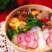 N-style 〜JK大人女子弁当と簡単おかず時々ネイル〜