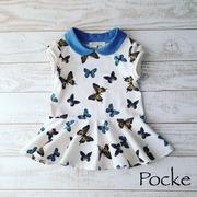 『Pocke』  Ayaのハンドメイド子ども服