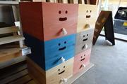 木箱、木製品の製造・販売Woodbox Tera