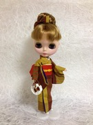 komachiのブライス着物