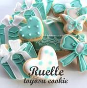 豊洲アイシングクッキー教室*Ruelle*リュエル