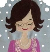 ミシン刺繍オリジナルデータ制作♪笑顔で手作り