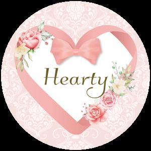 〜Hearty〜川西市のジェルネイル&まつげカールサロン