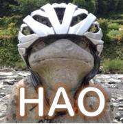 輪行の奇行士、HAOのブログです。