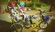 ふたごじてんしゃ 双子が乗せれる3輪自転車
