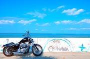 沖縄の写真素材「おきなわ写真カフェ」