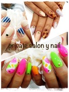 ?private salon y nail?
