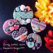 名古屋市南区アイシングクッキー教室Nanairo-Sugar