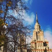 Destination: Moscow!