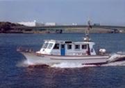 NPO法人東京海難救助隊パトロール艇はばたき