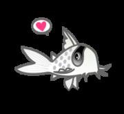 つれづれパンダ(魚)