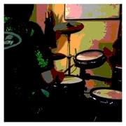 彼とドラムと私と