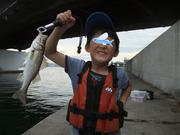 そうだ! 子供と一緒に釣り行こう!!