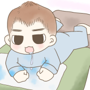 北海道発♪初めての育児絵日記
