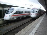 鉄道の旅が好きな女子1名。鉄道の旅をしよう!
