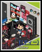 ロックギター リフ&ソロ コレクターTの練習部屋