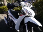 通勤バイクwave125のブログ