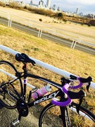 カチューシャと自転車と私