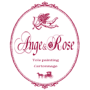 Ange & Rose 千葉 カルトナージュ&トールペイント