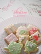 Blossom札幌市 アイシングクッキー教室