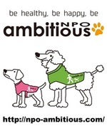 be healthy, be happy, be AMBITIOUS !